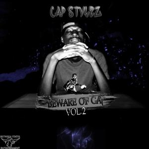 Beware Of Cap Vol 2 Cover
